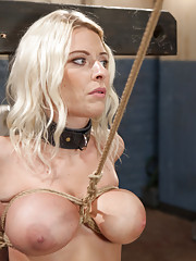 When Riley Evans brings her porn star persona to Training of O, she learns it takes more than a great set of tits and bleach blonde hair to be a slave
