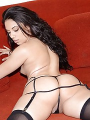 Perfect Brunette Ass