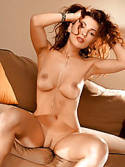 You may not be able to pronounce her foreign name but in any language, Yana simply means sexy.�