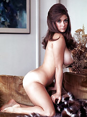 """WHOLLY TOLEDO!    Adept at the occult and a spellbinder in her own right, bewitching buckeye Cynthia Myers """"knew"""" there was a playmate feature in her future     We suspected a put-on, but December Playmate and cover�"""