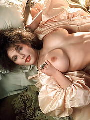 At the time we met actress/Playmate Marina Baker, she