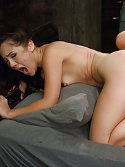 Anal fisting, spreading and fucking from kinky girls.