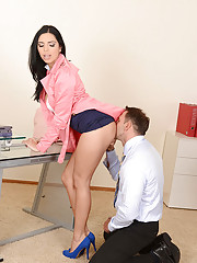 Huge Ass in Office