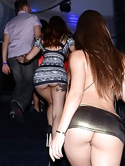 Tight Ass Skirts