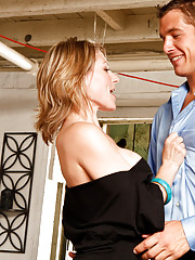 Velicty Von gets naughty at the office