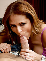 Sexy Monique Fuentes seduces the cock of her young neighbor and fucks his brains out.
