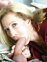 Kimmie Morr is a hot MILF who knows what she wants and has hot sex while getting it.