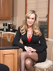 Brandi Love knows how to get a younger guy to fuck her with his big dick.