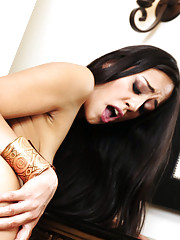 Lyla Storm is in town and decides to fuck married guy while his wife is gone.