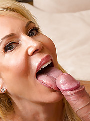 Erica Lauren is a horny cougar who loves to seduce and get fucked by younger cocks.