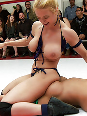With talent of this caliber, orgasms on the mat are guaranteed. true sexual dominance in every single round.