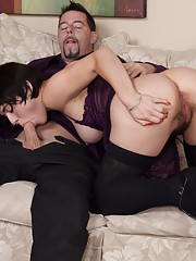 Cocco awaken by lover to have wild and sensual sex