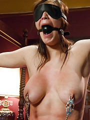 Holly Michaels intense bondage and rough sex fantasy!