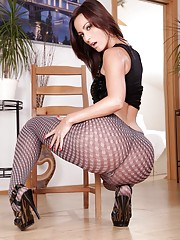 Huge Ass Pantyhose