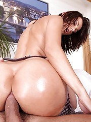Huge Ass Anal